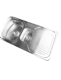 1-1-4-bowl-with-drainer-insert-980mm-sis9850