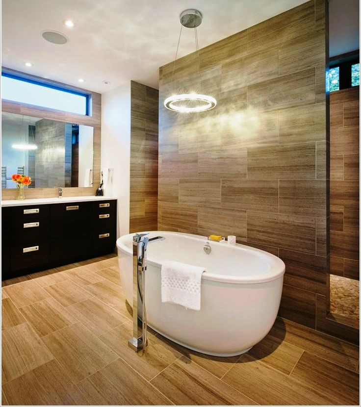 6 bathroom design trends for 2015 quality tiles and for Latest trends in bathrooms