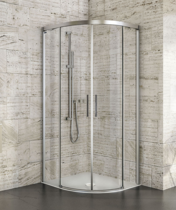 amber curved shower screen 1000 quality tiles and
